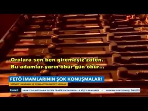 (Feto) Ses Kaydı - Erdoğan Bir An Önce GEBERMELİ !!! Ege İmamı Ses Kaydı