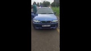 Disappearing Registration Plate - Only in South Africa
