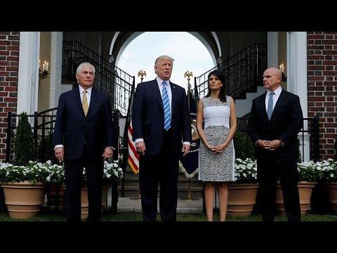 """Trump évoque une """"possible option militaire"""" au Venezuela"""