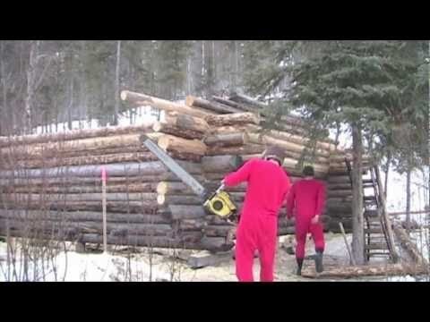 Cabin Building Video Series #7