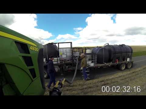 Spray Tender Trailer