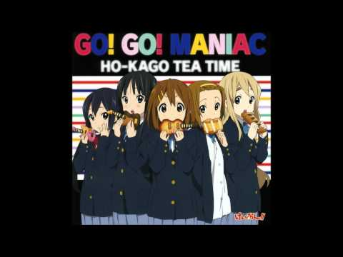K-ON!!  GO! GO! Maniac (Instrumental)