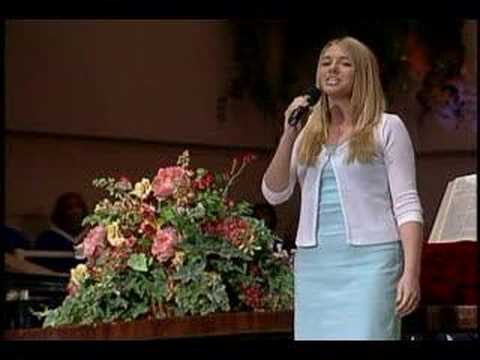 """""""How Beautiful"""" Twila Paris, Performed by Carly Turner"""