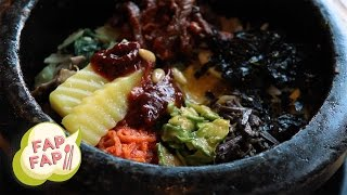 The Best Bibimbap In Korea