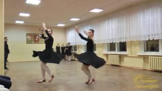 Открытый урок Народный танец Старшие/Средние