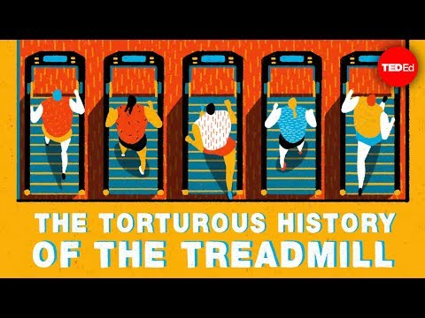 Video image: The treadmill's dark and twisted past - Conor Heffernan