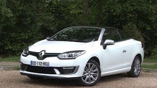 Renault Megane Coupe Cabriolet 2014 Videos