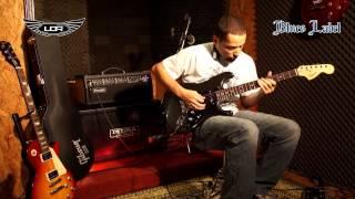 Little Wing - Jimi Hendrix - Captador Blues Label LDR Pickups