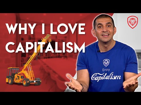 10 Reasons To Love Capitalism