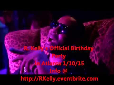 R. Kelly Birthday Celebration