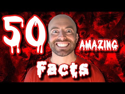 50 AMAZING Facts to Blow Your Mind! – CREEPY EDITION