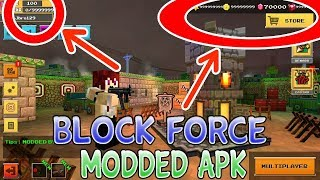 BLOCK FORCE MOD TUTORIAL!! NO ROOT!!