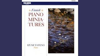 Izumi Tateno — Scherzo, Op. 6 No. 4