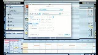 كيفية إنشاء MIDI : باستخدام برنامج الموسيقى