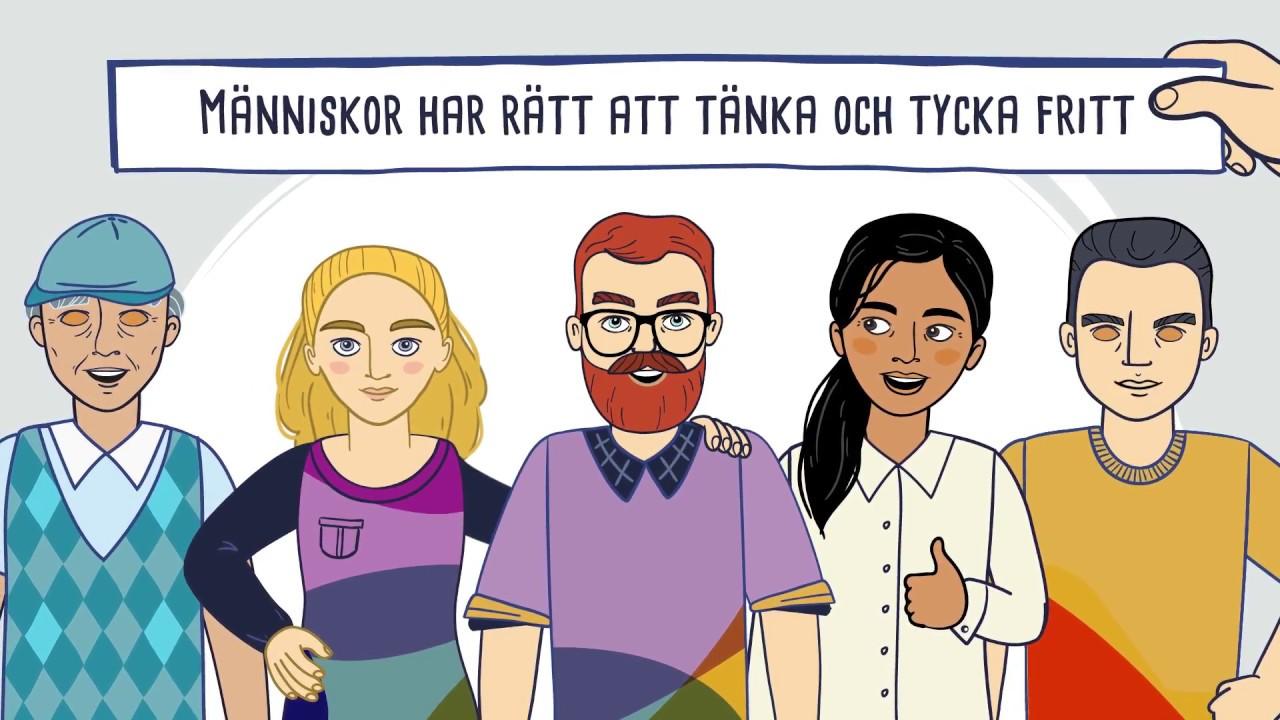 Hur fungerar demokrati i Sverige? - YouTube