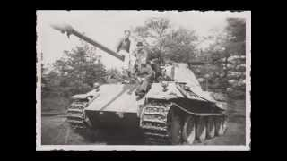 Trailer of the panther tank conception and fighting history
