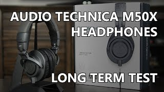 Audio Technica ATH-M50x Headphones Review