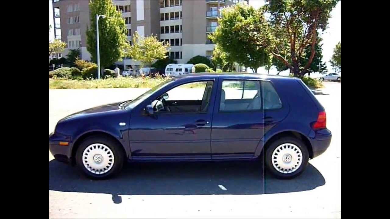 2000 volkswagen golf turbo diesel 5 speed 4cyl 1 9 liter tdi sold malibumotorsvictoria. Black Bedroom Furniture Sets. Home Design Ideas