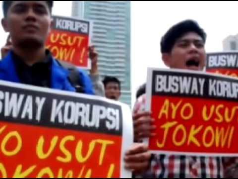 Jakarta Jokowi & Fuckin Politik'nya
