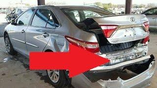 Тойота Камри за что на нас так обманули? #40