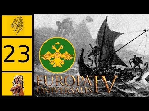 EU4 - Third Odyssey - Back To The Motherland #23 - Securing the Supply Lines