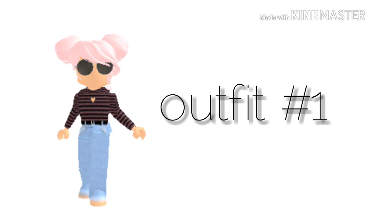 5 aesthetic roblox outfits - YouTube