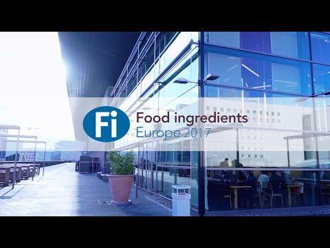 Food Ingredients Europe 2017, Messe Frankfurt