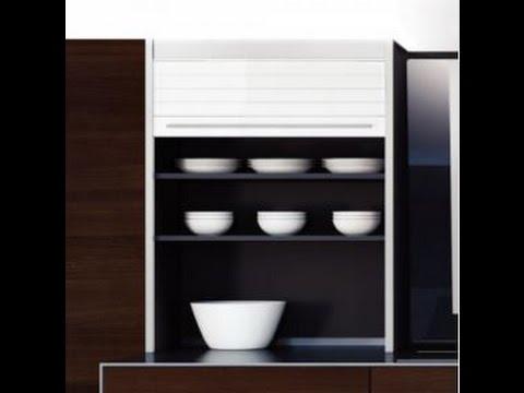Découvrez Le Rideau Quick Box Pour Aménagement De Meuble Haut Accessoires De Cuisines Com