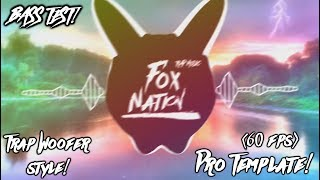 BEST PRO EPIC AVEE PLAYER TEMPLATE 2019 - Trap Woofer / RAINY BASS (TEMPLATE FOR BASS TEST)