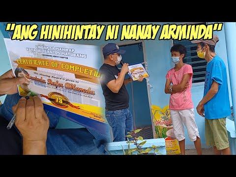 PANG 73 NA! CONGRATS NANAY ARMINDA! -  (2020)