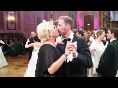 DANCER AGAINST CANCER (Eröffnung) Ruth & Angie McCartney, Martin Nethercutt, Yvonne Rueff, ..