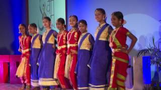 TEDxJGU - Arts Education and the Underprivileged Girl Child