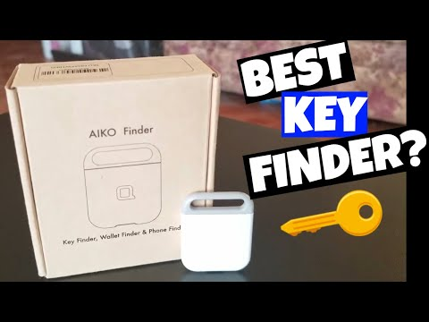 BEST KEY FINDER? | NONDA AIKO KEY FINDER UNBOXING AND REVIEW (2018)