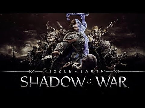 Middle Earth Shadow Of War Playthrough Part 1 Interactive Livestreamer And Chatroom