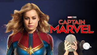 REACTION - CAPTAIN MARVEL TRAILER
