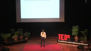 Telling Your Own Story | Ivan Irakoze | TEDxYouth@InternationalSchoolofKenya