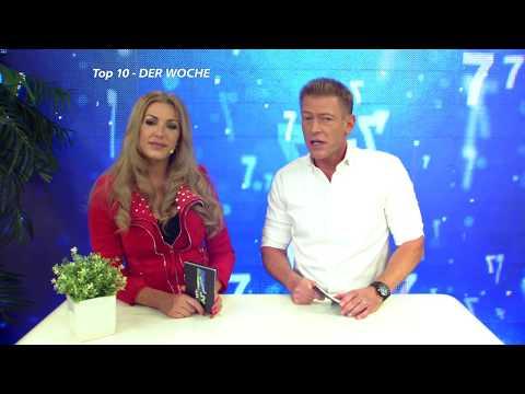 TOP 10 SHOW - Die besten Produkte der Woche mit Vivien Konca (September 2016)