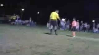 Amazing 360,Corner Kick Goal, and Header from Aaron Mariscal