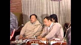 Aaj Rang Hai - Ustad Nusrat Fateh Ali Khan - OSA Official HD Video