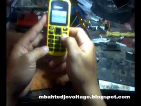 Solution NOKIA 1280 CONTACT SERVICE