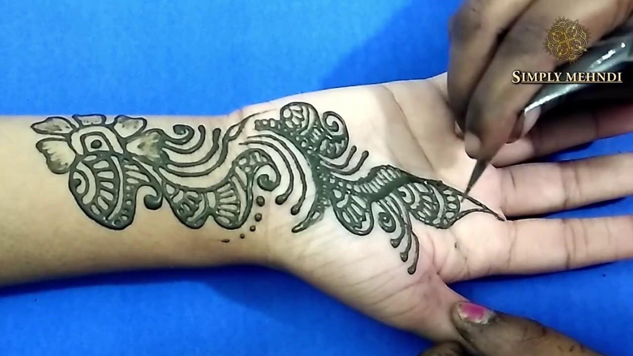 Henna Designs For Women: Best Arabic Mehndi Design For Girls And Women Mehndi