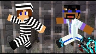 【Minecraft】Cops and Robbers(ケイドロ)Part1