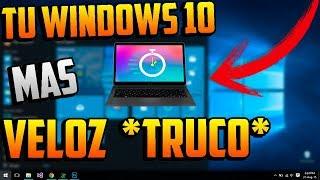Windows 10 MAS VELOZ / Programas A Desinstalar por PC LENTA😮