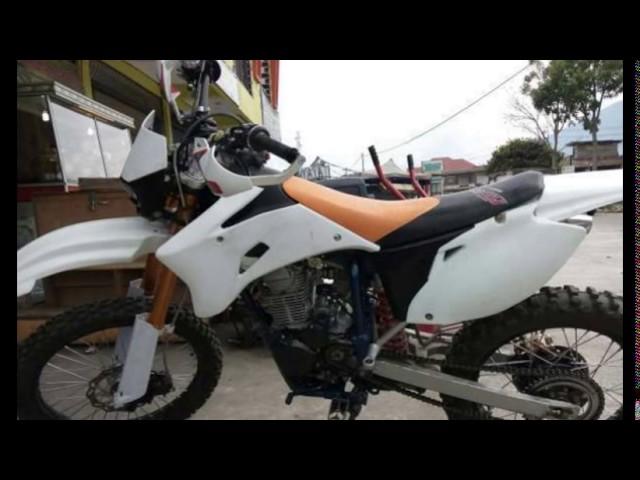 Video Motor Honda Mega Pro 2003 Modif Trail Shock Depan Klx Ori By Ompong Motor Trail Jadul