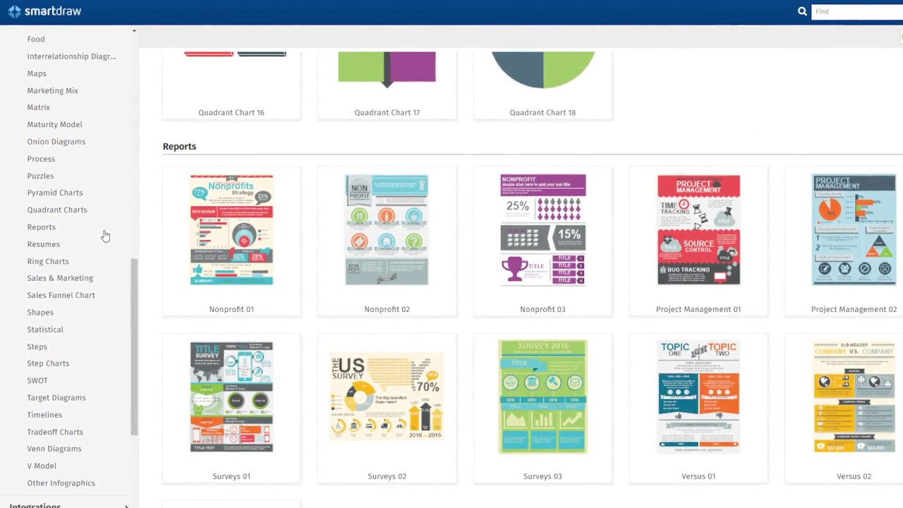 New Infographic Templates and Examples from SmartDraw ...