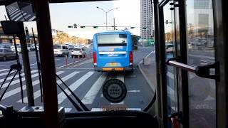 서울 버스 160번 Seoul Bus Route 160…