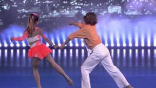 Baletowy duet Mini Caro Dance | SuperDzieciak