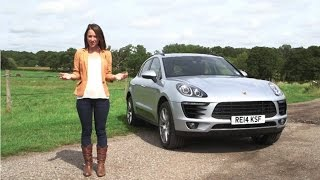 Porsche Macan 2014 review | TELEGRAPH CARS