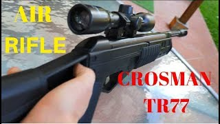 crosman tr77 nps AIR RIFLE  best value for money?