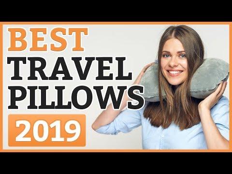 10 Best Travel Pillows 2017 Doovi